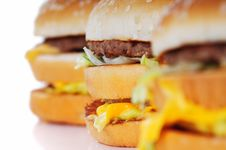 Free Hamburger Stock Photo - 8979070