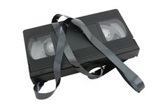 Free Videocassette Royalty Free Stock Image - 8979206