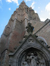 Free Church Bruges Royalty Free Stock Images - 8980829