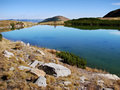 Free Mountain Lake View Royalty Free Stock Images - 8983209