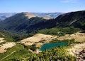 Free Beautiful Mountain Lake View Royalty Free Stock Images - 8983269