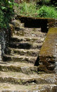 Free Stone Stair Along The Track Stock Image - 8984831