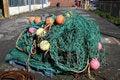 Free Fishing Nets Royalty Free Stock Photos - 8986698
