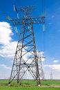 Free Electricity Pylon Or Tower Royalty Free Stock Photo - 8989685