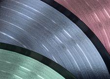 Free Vinyl Background Royalty Free Stock Photography - 8980097
