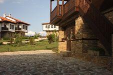 Bulgarian Village Stock Photos