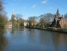 Free Bruges Royalty Free Stock Images - 8980859