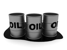 Free Oil Barrels Stock Images - 8981524