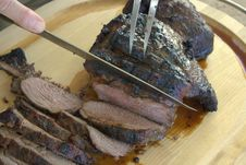 Free Roasted Lamb Stock Images - 8981644