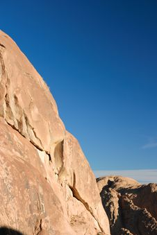 Free Summit Of Sinai Stock Photography - 8981792