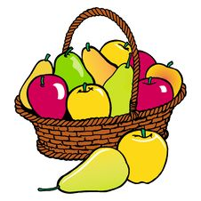Free Still Life On A Composition Of Fruit Stock Image - 8982411