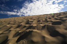 Free Dune Royalty Free Stock Photography - 8982577