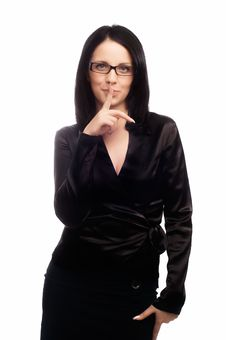 Free Businesswoman Royalty Free Stock Photo - 8982585
