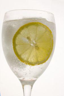 Free Lemon Twist Stock Image - 8982861