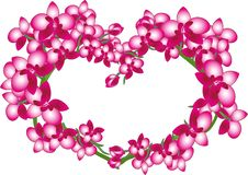 Free Beautiful Floral Heart Royalty Free Stock Photo - 8982995