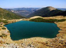 Free Beautiful Mountain Lake View Stock Image - 8983251