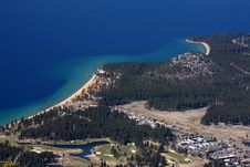 Free Lake Tahoe Royalty Free Stock Images - 8984119
