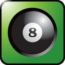 Free Eight Ball Stock Photos - 8984373