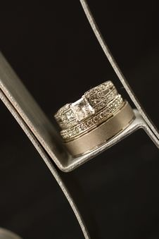 Free Rings Royalty Free Stock Images - 8984449