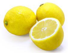 Free Lemons Royalty Free Stock Image - 8984556