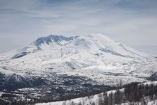Free Mt. Saint Helens Stock Photo - 8984650