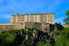 Free Edinburgh Castle Stock Photo - 8985090