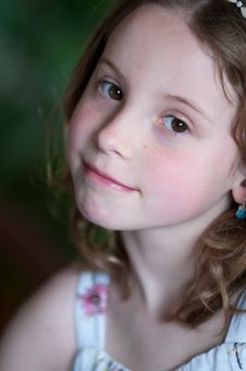 Free Pretty Young Girl Stock Photo - 8985840