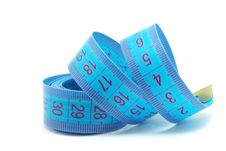 Free Measuring Tape Royalty Free Stock Image - 8985996