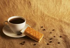 Free Cups Of Coffee Royalty Free Stock Image - 8986366