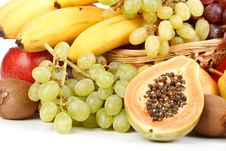 Free Fresh Fruits Royalty Free Stock Photography - 8988567