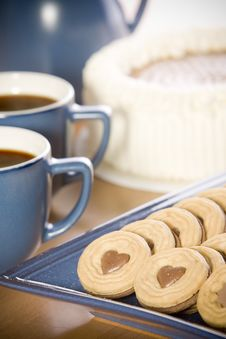 Free Cookie Royalty Free Stock Photo - 8989165