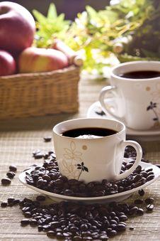 Free Coffee Royalty Free Stock Photos - 8989228