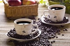 Free Coffee Stock Image - 8989231