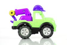Free Toy Truck Royalty Free Stock Photos - 8989478