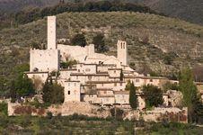 Free Pissignano, Umbria Royalty Free Stock Image - 8989726