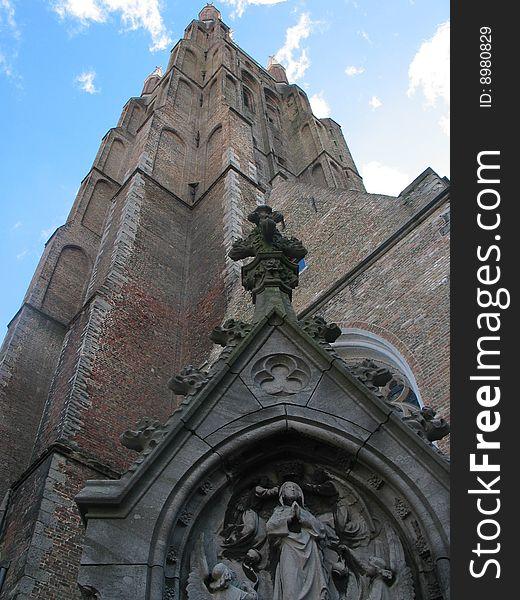 Church Bruges