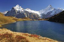 Free Mountain Lake Stock Image - 89807391