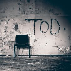 Free Chair In Abandoned Room Royalty Free Stock Photos - 89890188