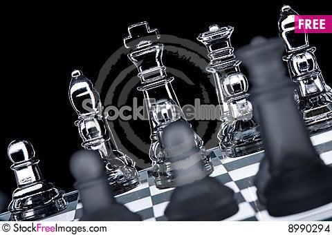 Transparent Black Background