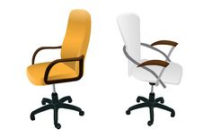 Free Two Armchairs Stock Images - 8990764