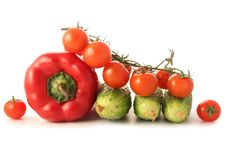 Free Mix Of Vegetables Stock Images - 8991004