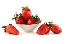 Free A Lot Of Fresh Strawberry Royalty Free Stock Photos - 8991048
