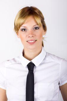 Free Business Woman Stock Photo - 8991250