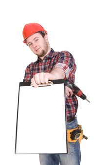 Free Worker Stock Image - 8992311
