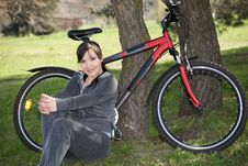 Free Active Woman Stock Photography - 8992402