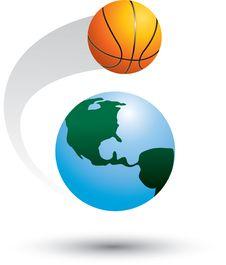 Free Basketball Around The World Stock Photography - 8993532