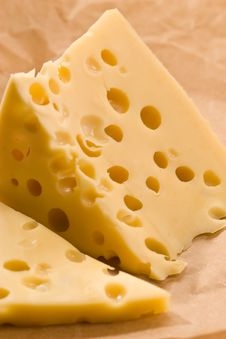 Free Piece Of Cheese Stock Photo - 8994940