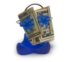 Free I Love Money! Royalty Free Stock Photos - 8996158