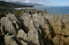 Free Pancake Rocks Stock Photography - 8996692