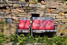 Free Idyllic Seat Bench Stock Photography - 8996802